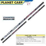 colmic mitcarp planet carpa 11,5 méter