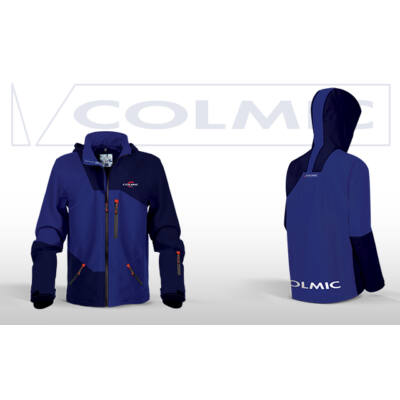 GIACCA SOFTSHELL OFFICIAL TEAM kabát S-3XL