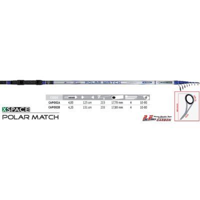 Polar Match (10-80 gr)