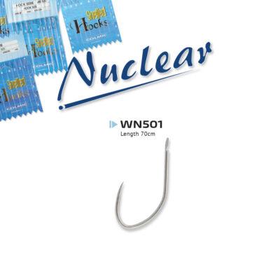 WN501  előkötött horog