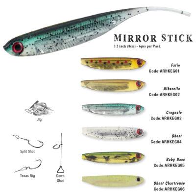 """Mirror Stick 3.2"""""""