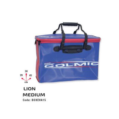PVC táska: Lion (45x29xh.30)