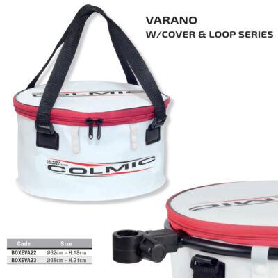 PVC: Varano etetőanyag tároló tetővel és vödörtartó bújtatóval
