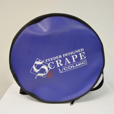 PVC Scrape etetőanyag tároló táska tetővel és vödörtartó bújtatóval (35xh.13)