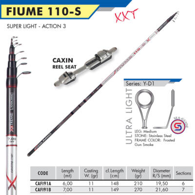 FIUME 110-S (11 gr)