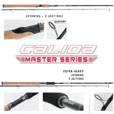 """Calida """"Master Series"""": HCS2-270XH 9'-30/90 gr"""