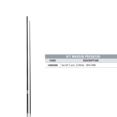 colmic top kit margin predator 2,9 méter