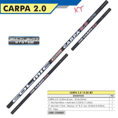 Carpa 2.0 (13 méter)