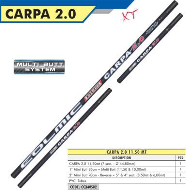 Carpa 2.0 (11,5 méter)
