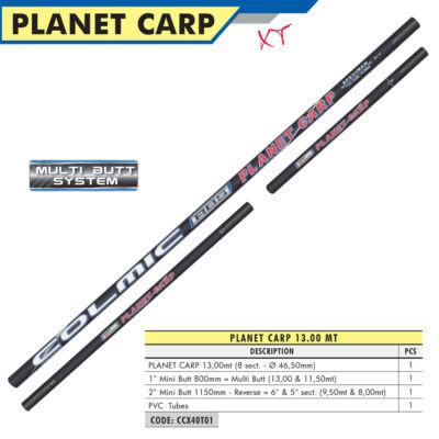 Planet Carpa (13 méter)