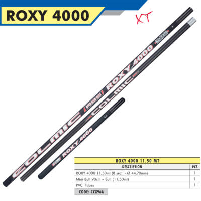 ROXY 4000 (11,5 méter)
