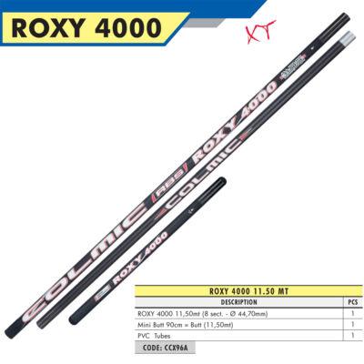 colmic roxy 4000 11,5 méter