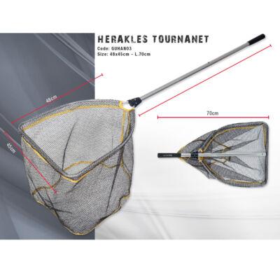 Herakles Tournanet merítőszák (48x45 cm L.70 cm)