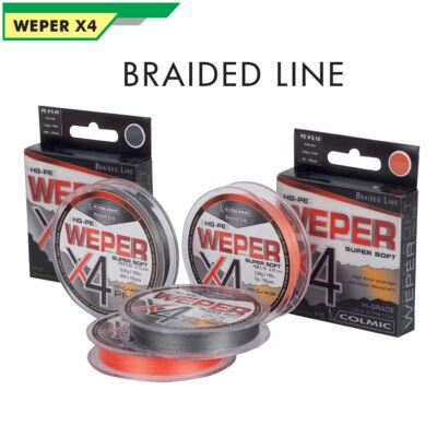WEPER X4 fonott zsinór