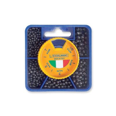"Ticino ""MEDIA"" sörétólom, 5 rekeszes (120 gr)"