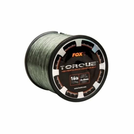FOX Torque Carp Line Low Vis Green 0.30 mm 11 lb