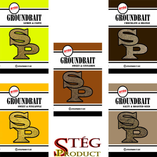 STÉG PRODUCT GROUNDBAIT