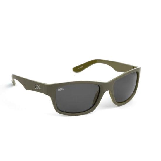 Fox Chunk Sunglasses khaki / grey lense /szürke lencsés/