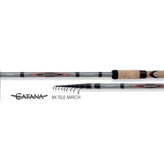 Shimano CATANA BX TELE MATCH 45F 4,50m (CATBXTEMTH45F)