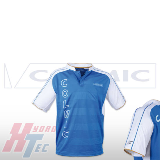 Hydro-Tec COLMIC póló (kék-fehér)