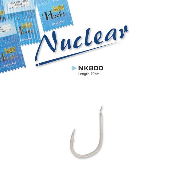 NK800  előkötött horog
