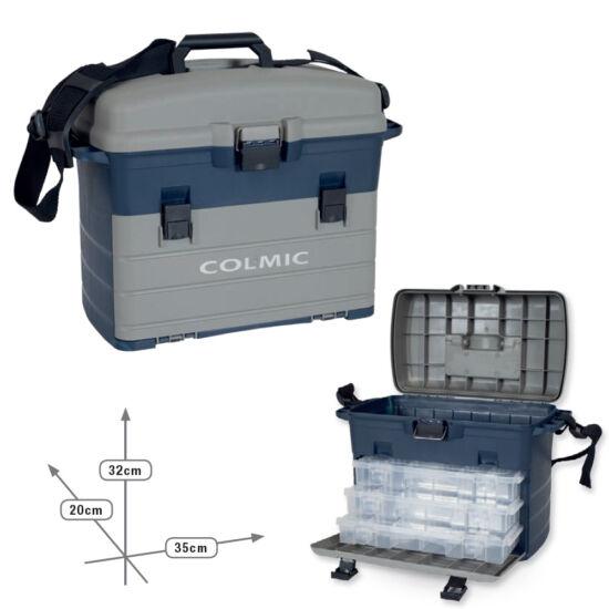 ABS Multi-use box, tároló doboz