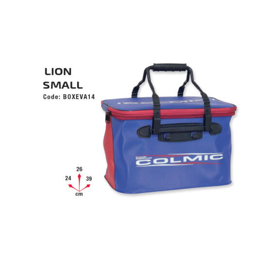 PVC-Lion Small (39x24xh.26)