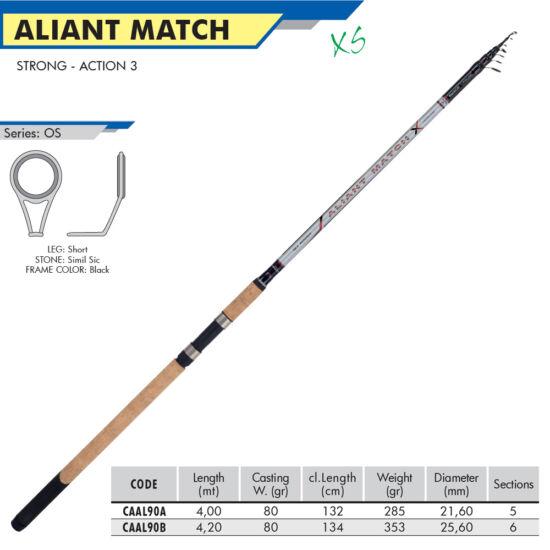 ALIANT MATCH (80gr)