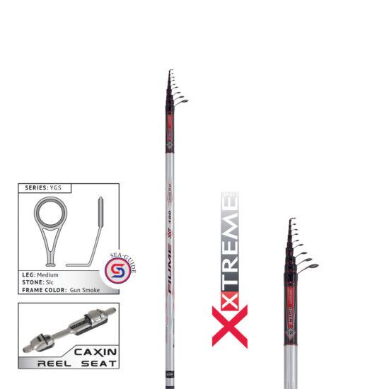Fiume XXT 180 (18 gr)