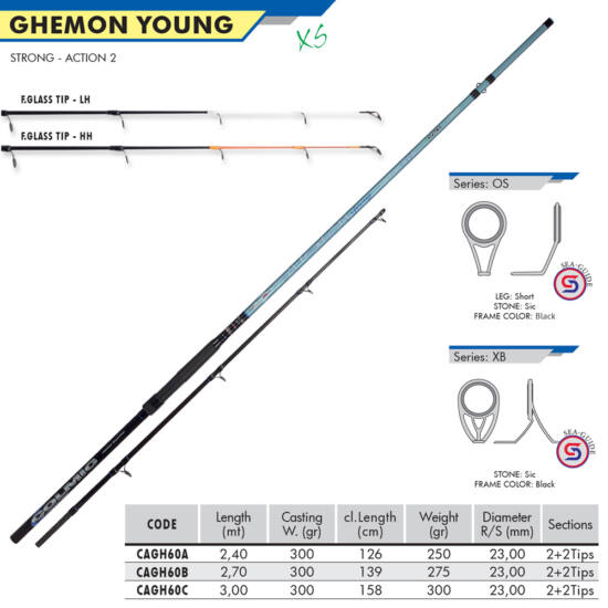 GHEMON YOUNG (300gr)