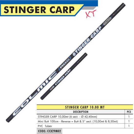 STINGER CARP 10,00mt