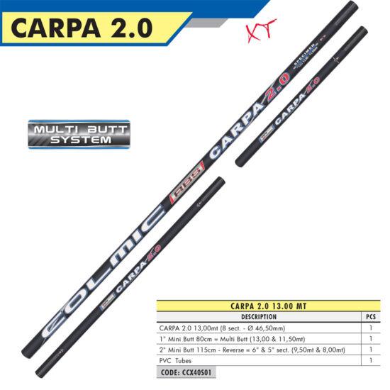 CARPA 2.0 13,00mt
