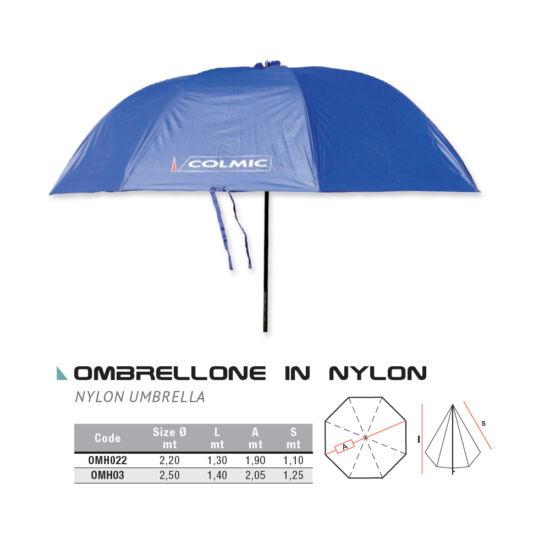 Nylon esernyő