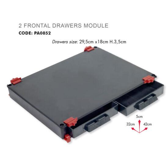 Kétfiókos modul - HI-TECH Series