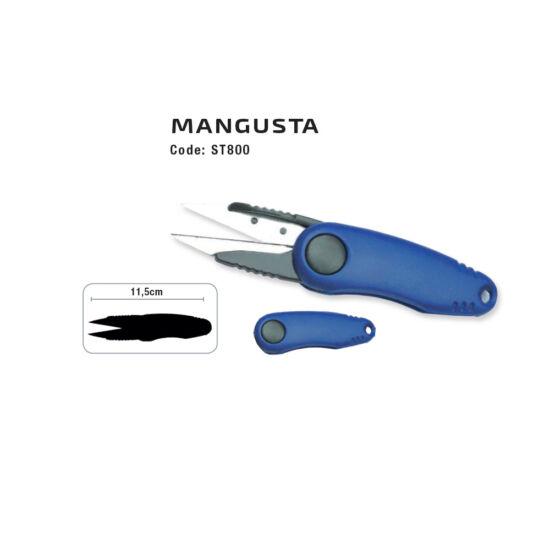 Mangusta olló