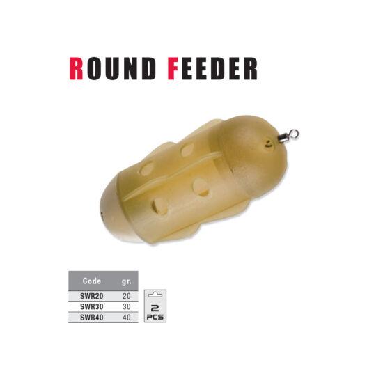 Round Feeder